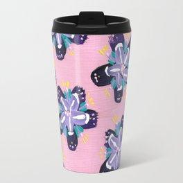 Addison Rose, Blush Travel Mug