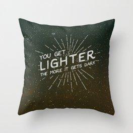 A Sky Full Of Stars Throw Pillow