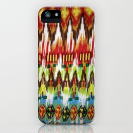 Tribal Fire iPhone Case