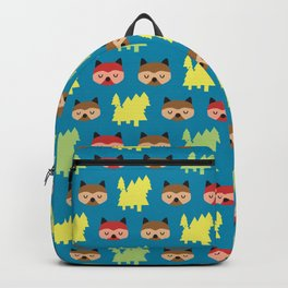 The Bandit Raccoons II Backpack