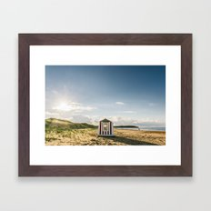 Beautiful Holidays Framed Art Print