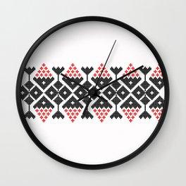 romanian traditional Wall Clock