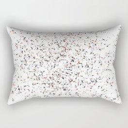 Flock Rectangular Pillow