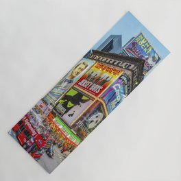 Times Square III Special Edition I Yoga Mat