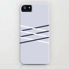 Interlaced iPhone Case
