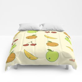 Little Greedy Worm Comforters