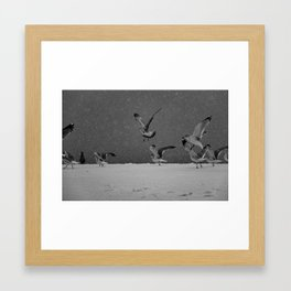 You have the freedom Framed Art Print