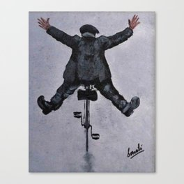 Woo Hoo Canvas Print