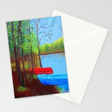Beautiful place to be  Stationery Cards