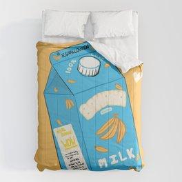 Banana Milk Comforters