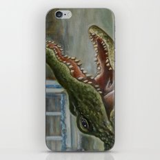 The Barker House iPhone Skin