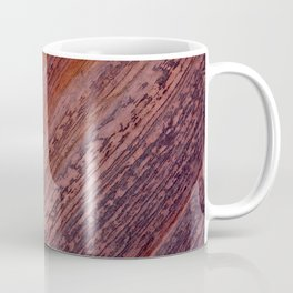 Natural Sandstone Art, Valley of Fire - III Coffee Mug