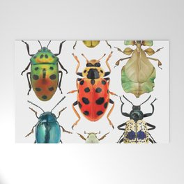 Beetle Compilation Welcome Mat