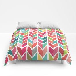 Aztec Arrows Chevron Comforters