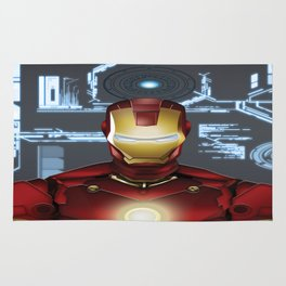 Iron-Man Rug