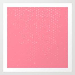 cancer zodiac sign pattern pw Art Print