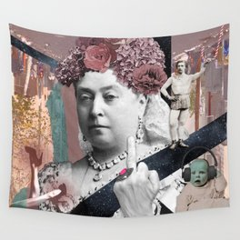 Queenie Wall Tapestry