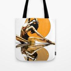SunBurn Tote Bag