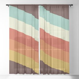 Renpet Sheer Curtain