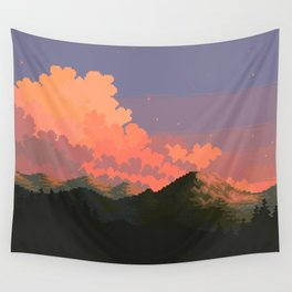 19:37:12 Wall Tapestry
