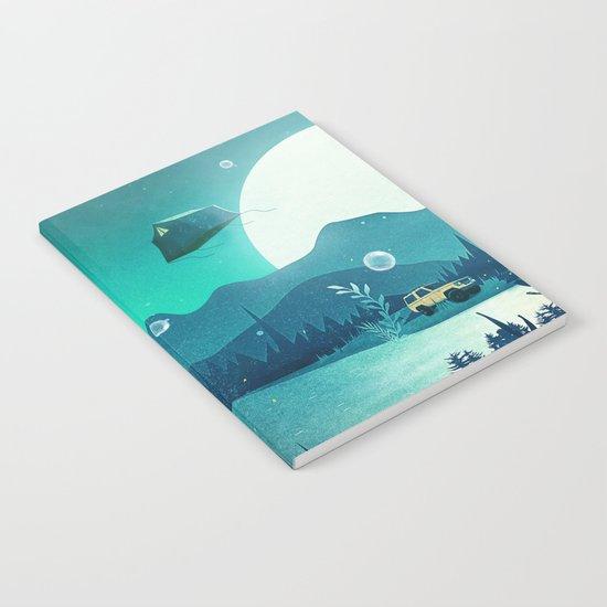Beneath Barafundle Notebook