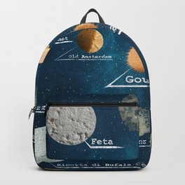 Cheese Galaxy Backpack