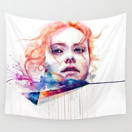 conspiracy of silence Wall Tapestry