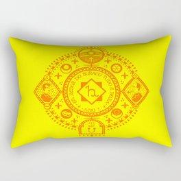 Armorial Rectangular Pillow