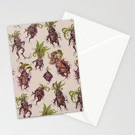 Mandrake Melodrama Stationery Cards
