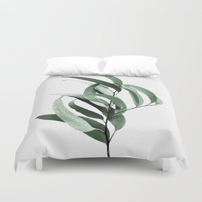 Australian Gum Tree Duvet Cover By