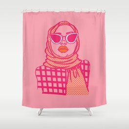 Raai Shower Curtain
