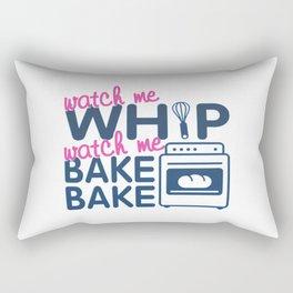 WATCH ME BAKE BAKE Rectangular Pillow