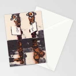 Pipes Mk2 Stationery Cards