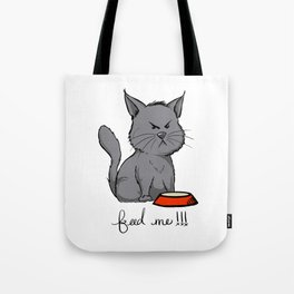 Oliver the cat. Tote Bag