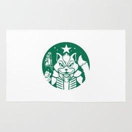 Starfox Coffee Rug