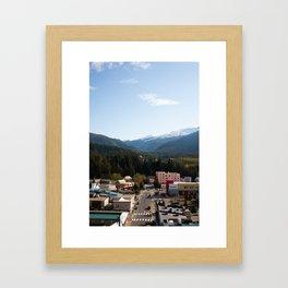 Nestled In Framed Art Print