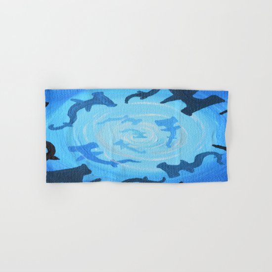 Shark Tank Hand & Bath Towel