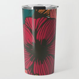 Bohemian Bouquet Travel Mug