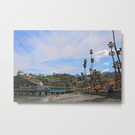 Avalon Bay Metal Print