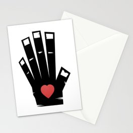 Left Hand Stationery Cards