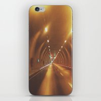 subway iPhone & iPod Skins featuring SUBWAY by Yigit C.