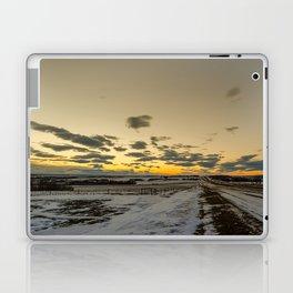 Sunset Top of Richmond Hill Laptop & iPad Skin