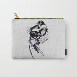 I promise - Rinoa and Squall Carry-All Pouch