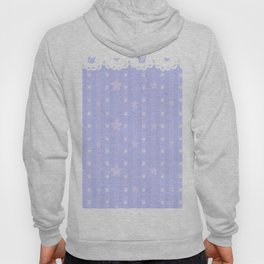 Kawaii Blue Hoody