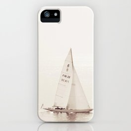 Sailing Seas iPhone Case