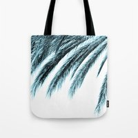 palm Tote Bags featuring palm by Sweet Karalina