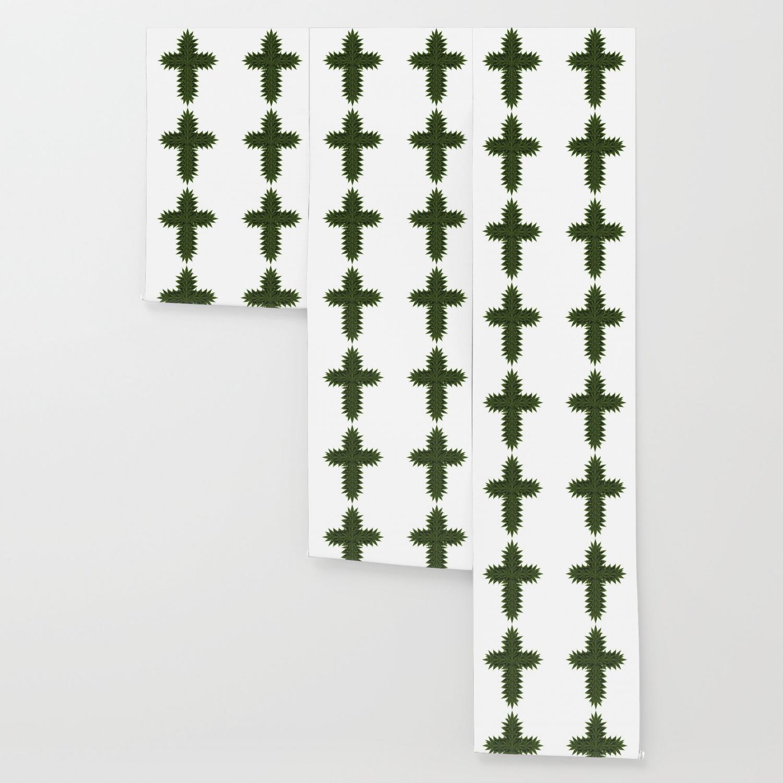 Weed Cross Marijuana Thc Cbd Stoner Wallpaper By Anziehend