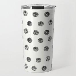 Bristle Polka Dot Travel Mug