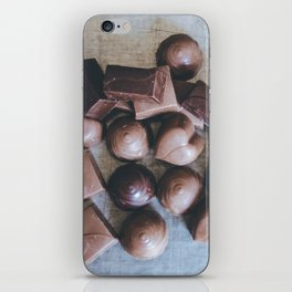 Chocolate 4 iPhone Skin