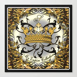 My Kingdom Canvas Print